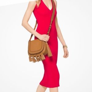 Michael Kors Midi Bodycon Dress